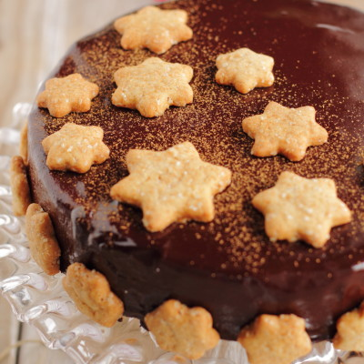 Speculoos cheese cake.